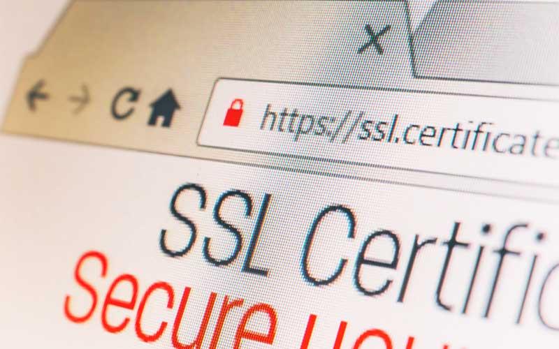 hosting, ssl tanusítvány, webshopcompany